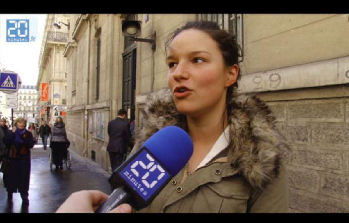 Capture d'écran de la vidéo «Ils donnent leurs pronostics pour le premier tour». – 20 Minutes