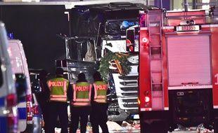 A Berlin, le bilan provisoire de l'attaque au camion est de 12 morts et 48 blessés