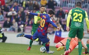 Le match Eibar-Barça le 22 février 2020.