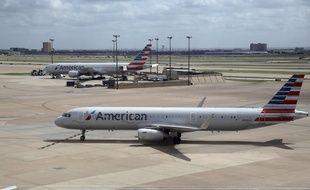 L'aéroport de Dallas-Fort Worth, aux Etats-Unis (Illustration).