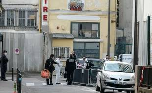Peu après l'attaque de la rue Nicolas-Appert.
