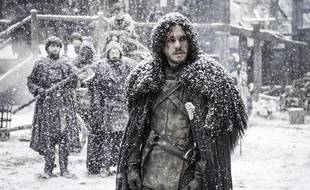 Jon Snow, dans Game of Thrones