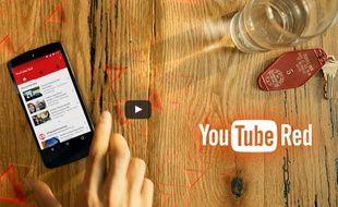 YouTube Red propose un accès sans publicité pour 9,99 dollars par mois.