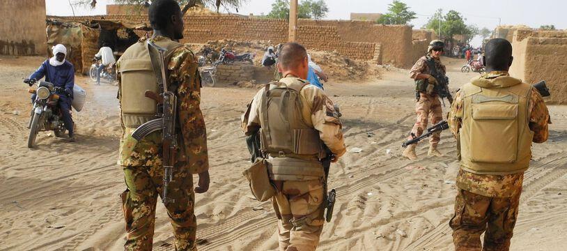 Soldats de Barkhane (Archives)