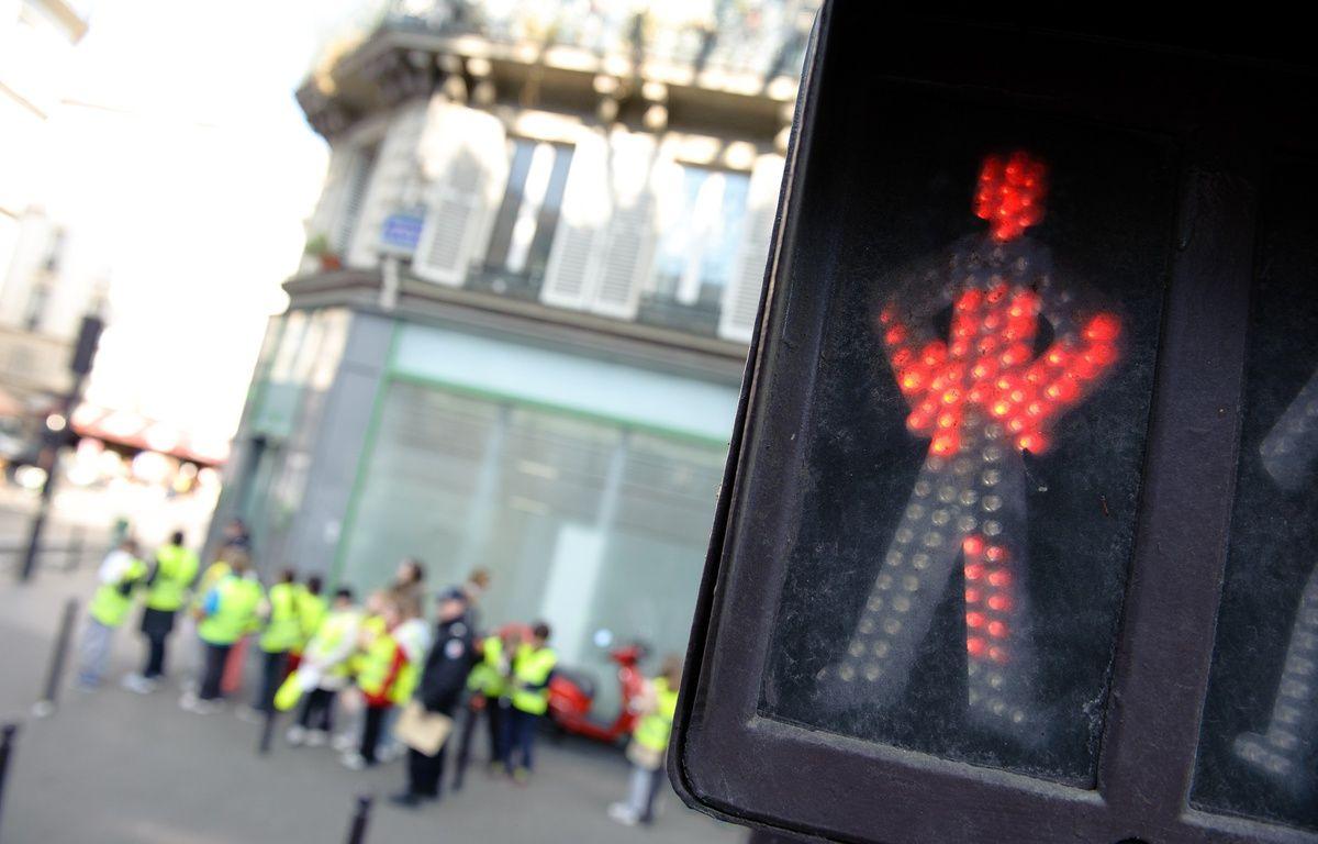 Les piétons sont-ils encore rois sur les trottoirs parisiens? – A. GELEBART / 20 MINUTES