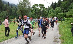 39 coureurs se sont élancés jeudi dernier à 11h11 dans une aventure plus que redoutable.