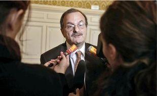 Pour Jean-François Carenco, la «priorité absolue» est de réaliser le contournement ferroviaire de l'agglomération lyonnaise.