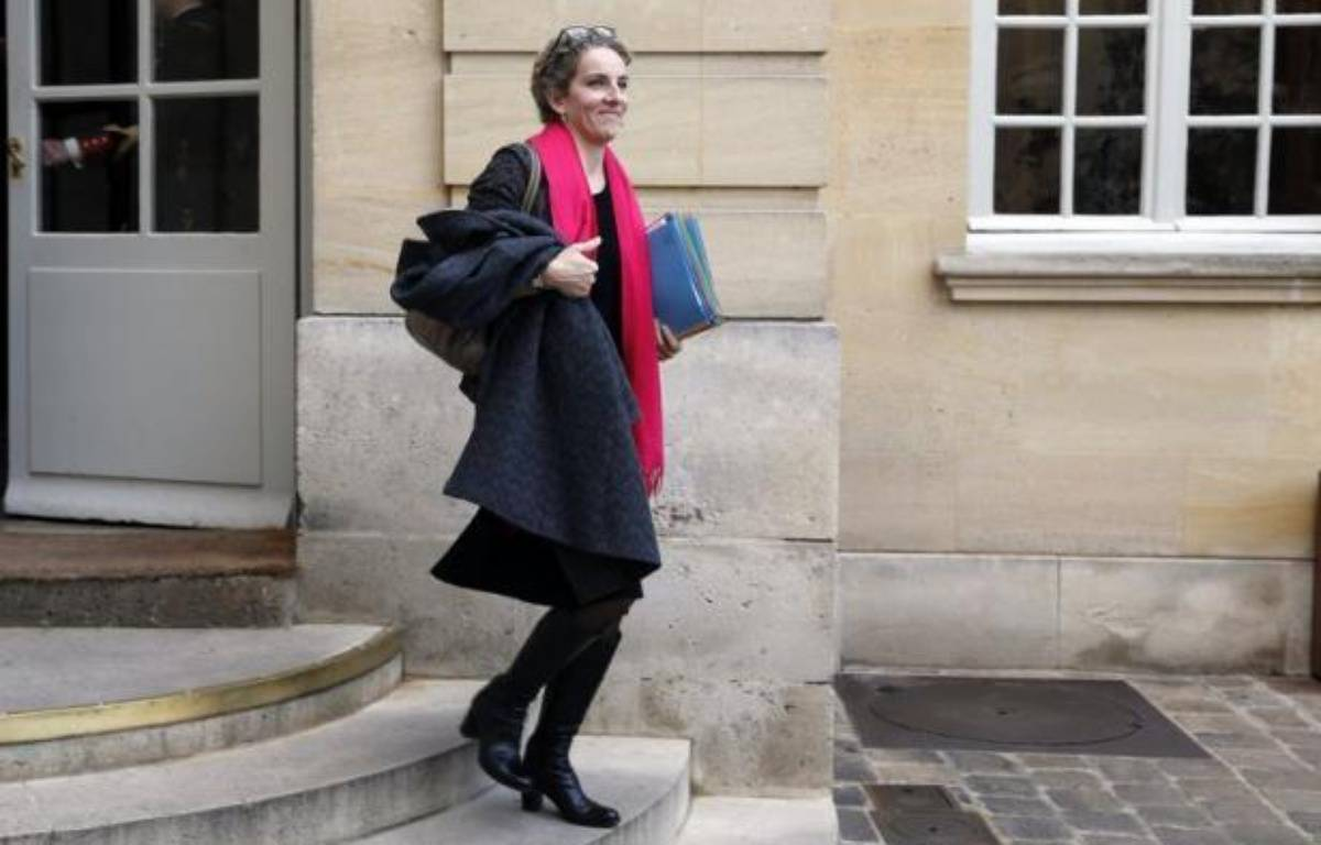 """""""Envisager l'inenvisageable"""": c'est sur ce """"concept"""" que la France va entamer des travaux dans """"les prochaines années"""" sur ses centrales nucléaires pour en garantir la sécurité, a déclaré lundi la ministre de l'Ecologie et de l'Energie, Delphine Batho. – Francois Guillot AFP"""