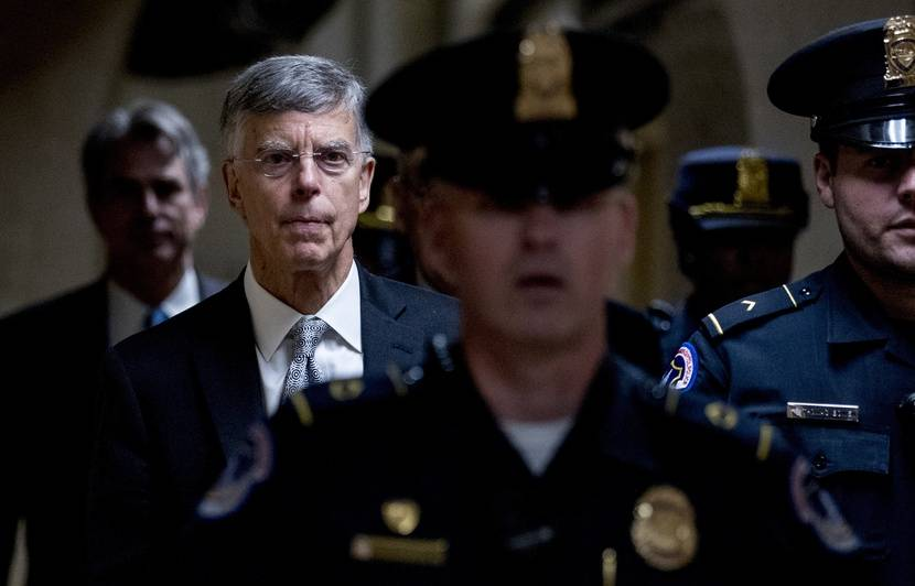Impeachment : Donald Trump face au témoignage « accablant » d'un diplomate