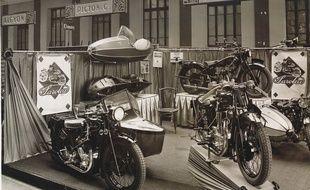 Image d'archives de la Foire de Lyon