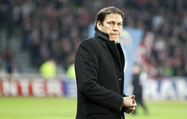 Rudi Garcia, le 3 mars 2013 à Lille.