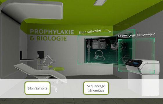 visitez le cabinet dentaire du futur. Black Bedroom Furniture Sets. Home Design Ideas