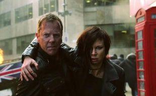 Kiefer Sutherland et Mary Lynn Rajskub rempilent dans leur rôle de Jack Bauer et Chloe O'Brian, dans la série «24: Live Another Day».