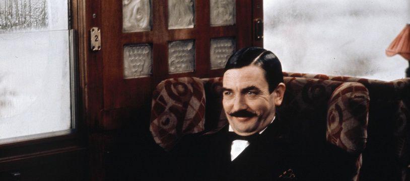 Albert Finney dans «Le crime de l'Orient Express», 1974
