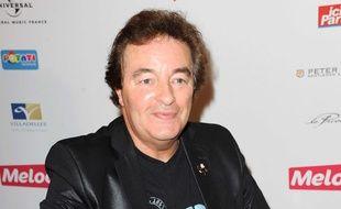 Richard Dewitte, le chanteur du groupe «Il était une fois» en 2011