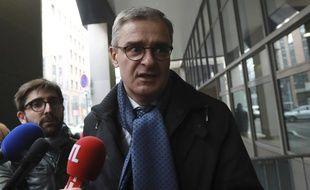 L'ex-suppléant de François Fillon à l'Assemblée nationale Marc Joulaud