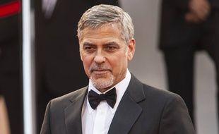 L'acteur et réalisateur George Clooney