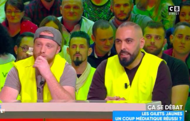 Cyril Hanouna propose aux «gilets jaunes» de devenir leur «porte-parole à la télévision»