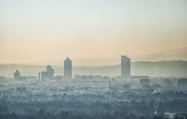 La pollution à Lyon risque fortement de s'inviter dans les débats lors de la campagne pour les Municipales.