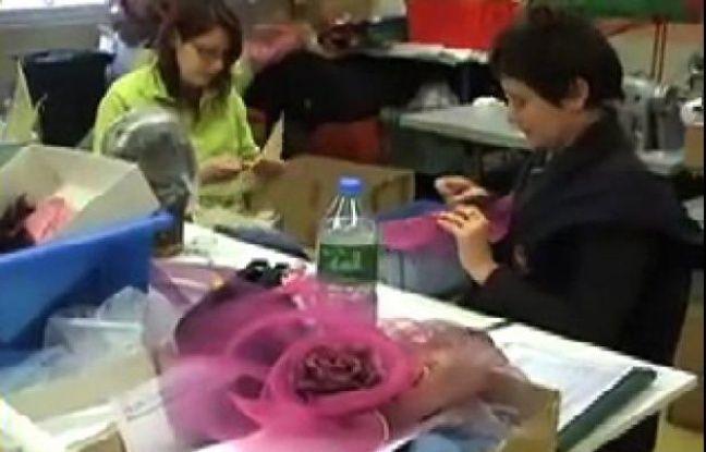 Cheri Bibi crée des chapeaux pour les grandes maisons de luxe