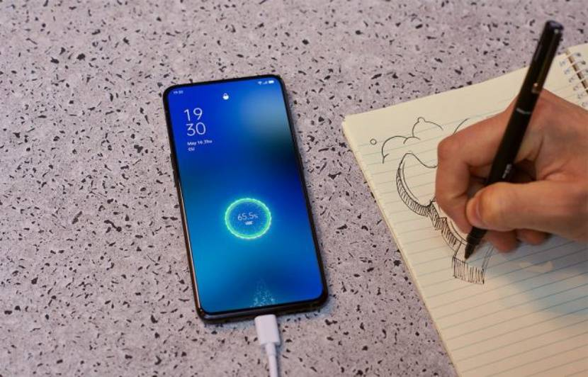 SuperVOOC 2.0 de Oppo: Recharger son smartphone en 25 minutes sera bientôt possible
