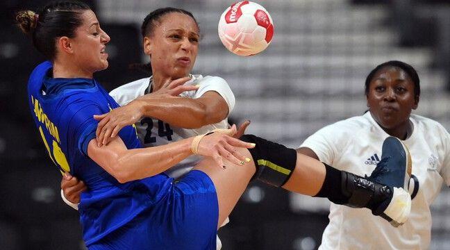 JO 2021 - Handball : Les Bleues écrasent les championnes du monde néerlandaises et filent en demies...