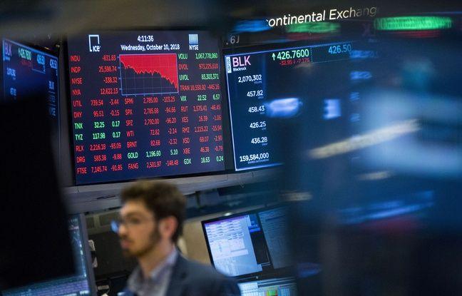 Les 90 ans du «jeudi noir» à Wall Street: D'où viendra le prochain krach?