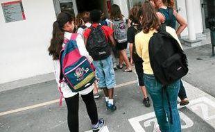 L'absentéisme se concentre surtout dans les collèges.