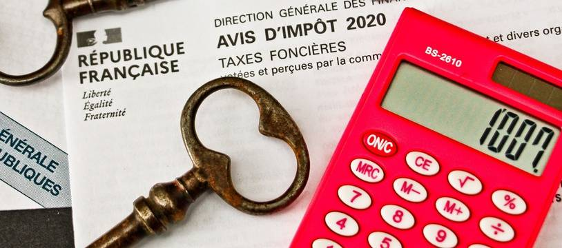 La taxe spéciale d'équipement s'ajoute à la taxe foncière.
