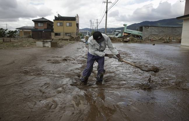 C'est l'heure du BIM : Hagibis inonde le Japon, les orages menacent le Sud-Est et Donald Trump fait pleuvoir les sanctions