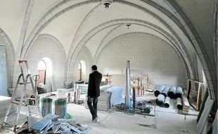 Le Sozo hôtel est en fin de chantier.