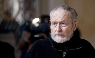 Maurice Agnelet le 17 mars 2014 au tribunal à Rennes