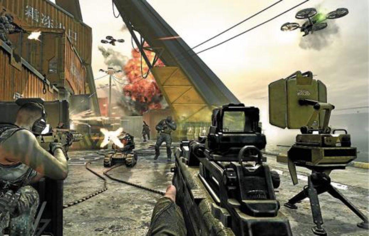 Une carte efficace du multijoueur de «Call of Duty: Black Ops 2». –  activision/treyarch