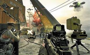 Une carte efficace du multijoueur de «Call of Duty: Black Ops 2».