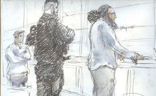 Abdelkader Merah, le dernier jour de son procès devant la cour d'assises spécialement composée de Paris