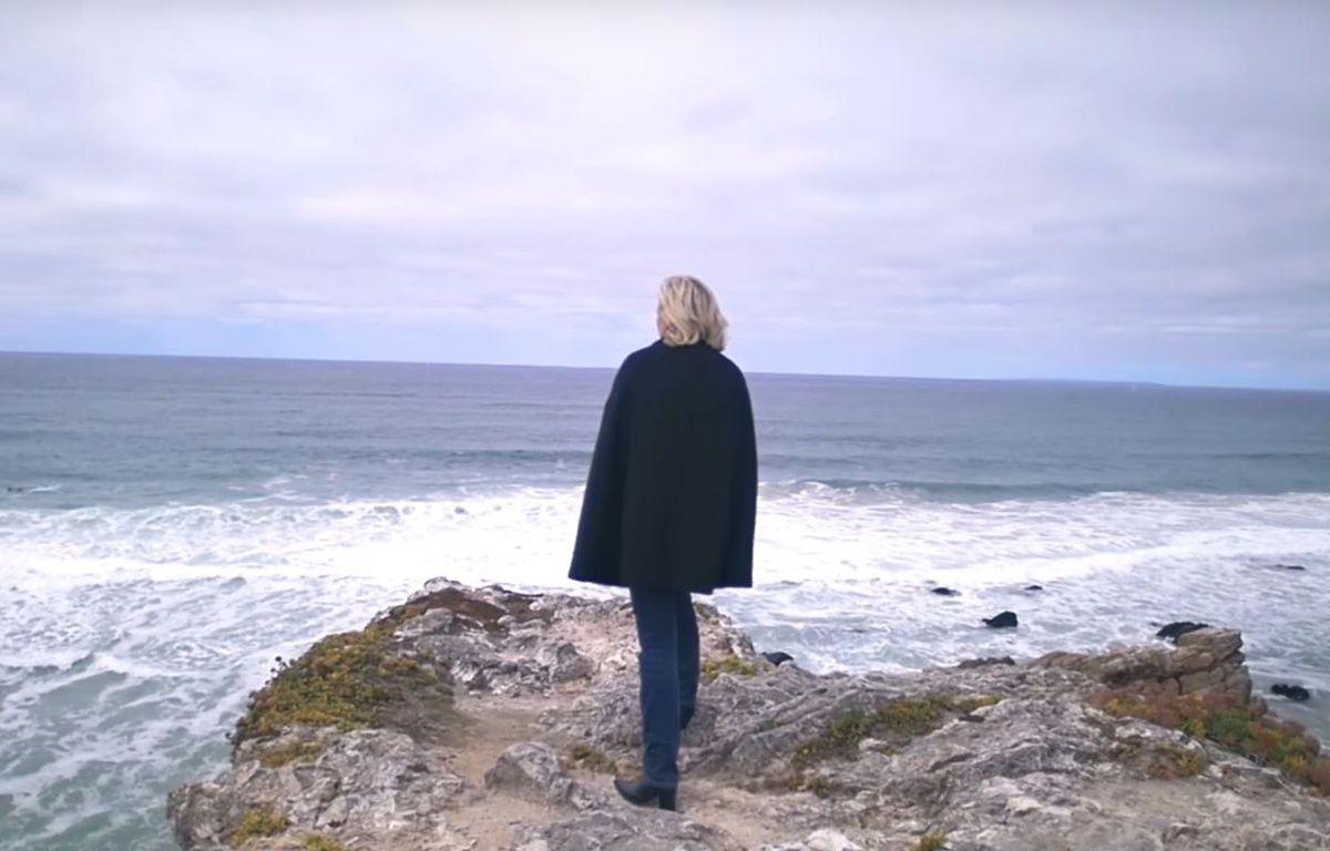 Le nouveau clip de campagne de Marine Le Pen décrypté – Capture d'écran Youtube