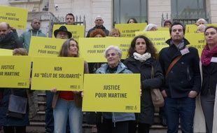 Martine Landry est responsable d'Amnesty international dans les Alpes-Maritimes depuis 2002.