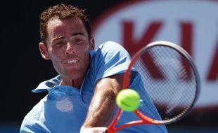 David Guez à l'Open d'Australie en 2014