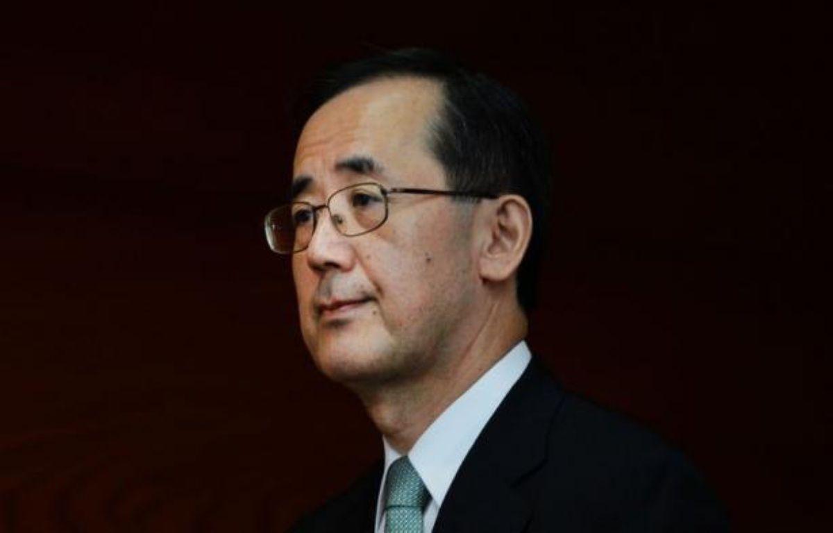 Le comité de politique monétaire de la Banque centrale du Japon (BoJ) s'est abstenu mercredi d'élargir son éventail de mesures monétaires destinées à affronter la mauvaise conjoncture, mais son gouverneur s'est dit préoccupé par la situation européenne et le ralentissement subséquent en Chine. – Toru Yamanaka afp.com