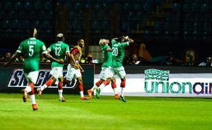 Les Malgaches sont en quarts de finale de la CAN