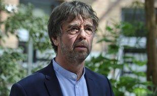 Le maire de Grande-Synthe, Damien Carme.