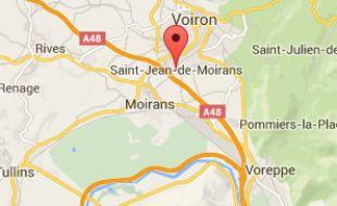 Le drame s'est produit ce 2 octobre 2015 à Saint-Jean de Moirans en Isère.