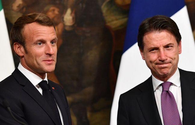 C'est l'heure du BIM: Sommet franco-italien sur le coronavirus, exploit de l'OL et tarifs bancaires illisibles