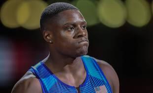 Christian Coleman, champion du monde du 100m en 2019, a été suspendu deux ans pour trois no show, le 27 octobre 2020.