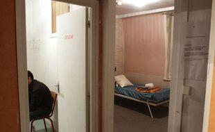 Un hébergement d'urgence à Lille (illustration).