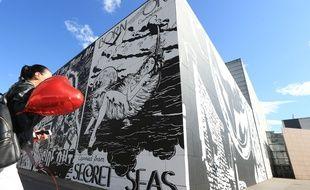 Strasbourg: une carte collaborative du street-art pour doper le tourisme endogène