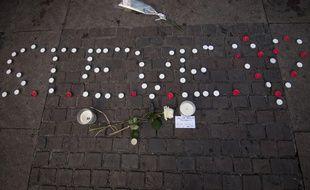 Un hommage rendu à Steve Maia Caniço, disparu dans la nuit du 21 au 22 juin à Nantes. Le corps du jeune homme a été retrouvé le 29 juillet.