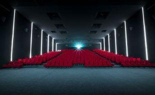Le cinéma Europacorp à Marseille compte 14 salles