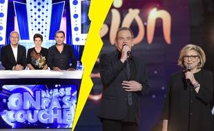 Ce samedi soir, «ONPC» s'incline face à «Destination Eurovision 2018».