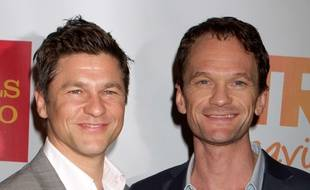 Neil Patrick Harris et son mari David Burtka